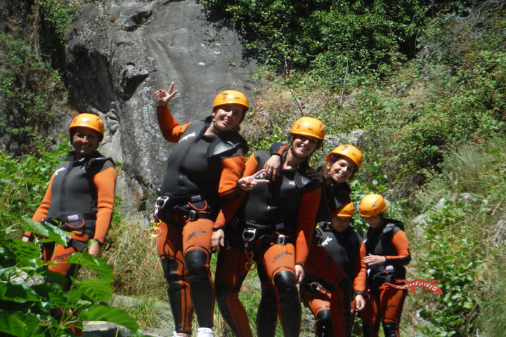 aventuvera barranco diversion