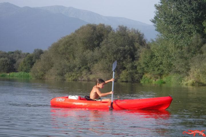 aventuvera kayak Tiétar