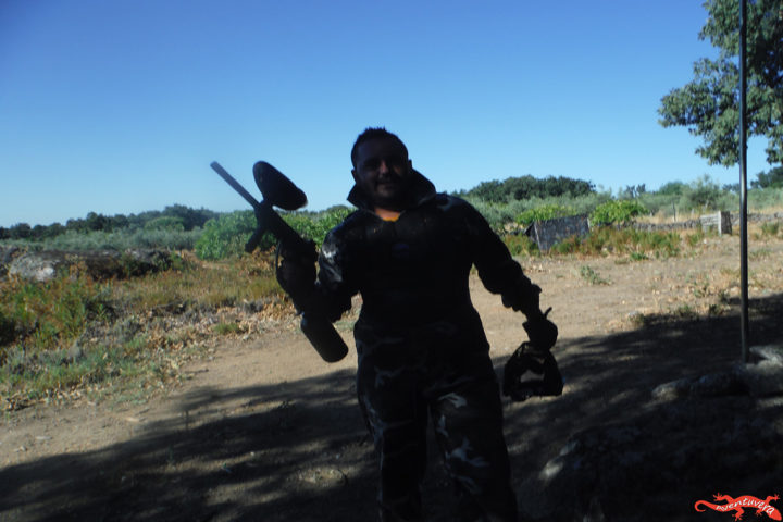 aventuvera paintball despedida