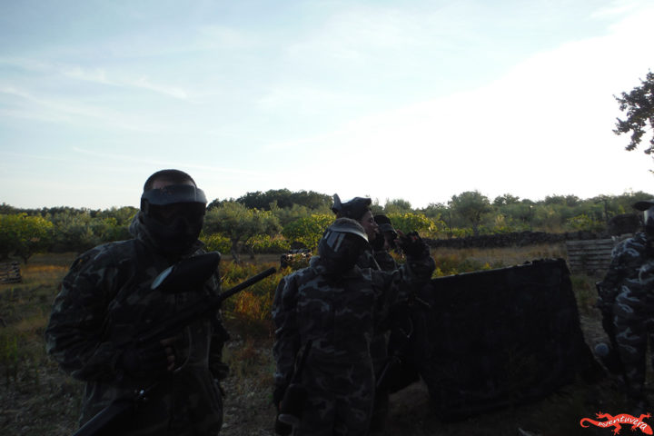 aventuvera paintball jugada