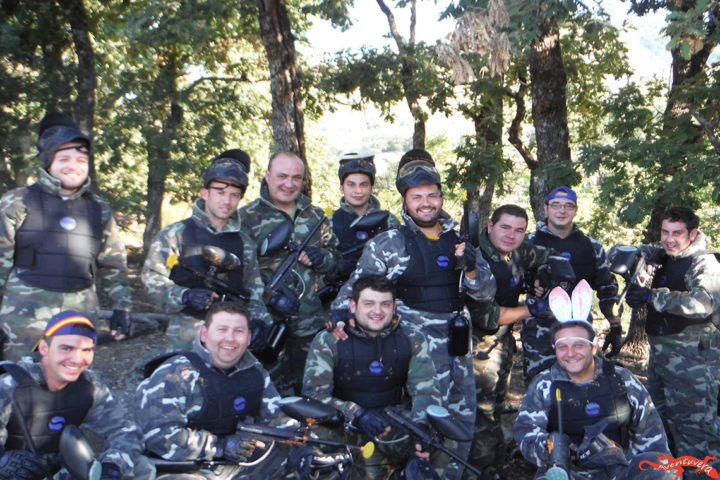 aventuvera paintball losar