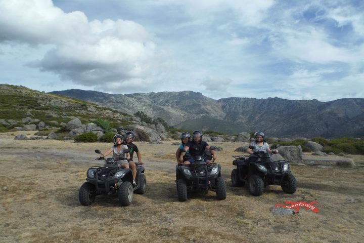 aventuvera Cáceres rutas turistica de quad con amigos