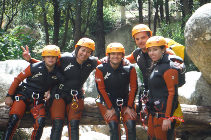 aventuvera Extremadura en la naturaleza
