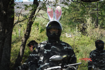 Paintball en Caceres