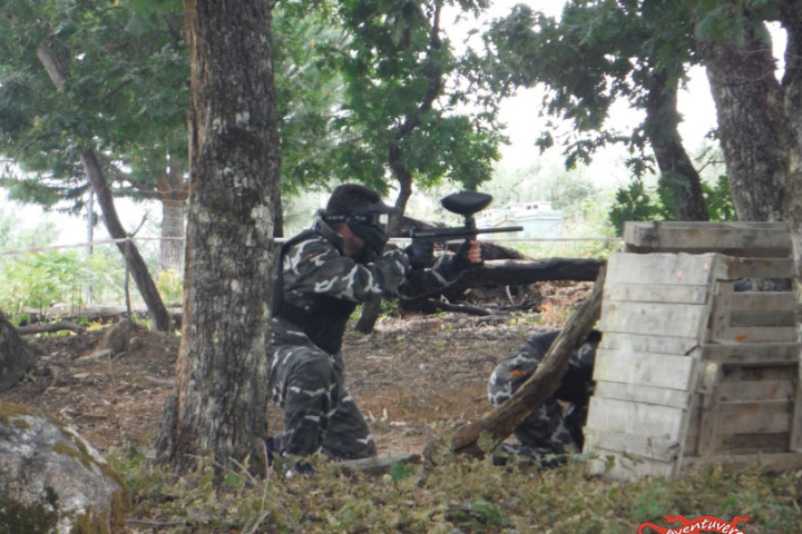 aventuvera paint ball